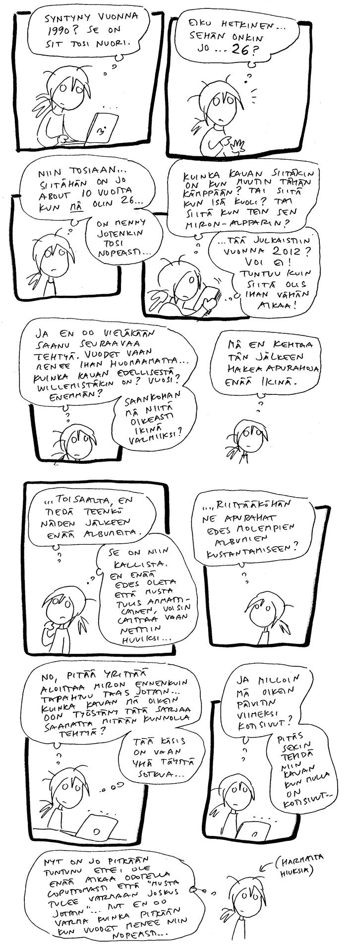 missamennaan