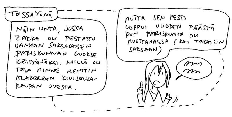 zakke_keittajana